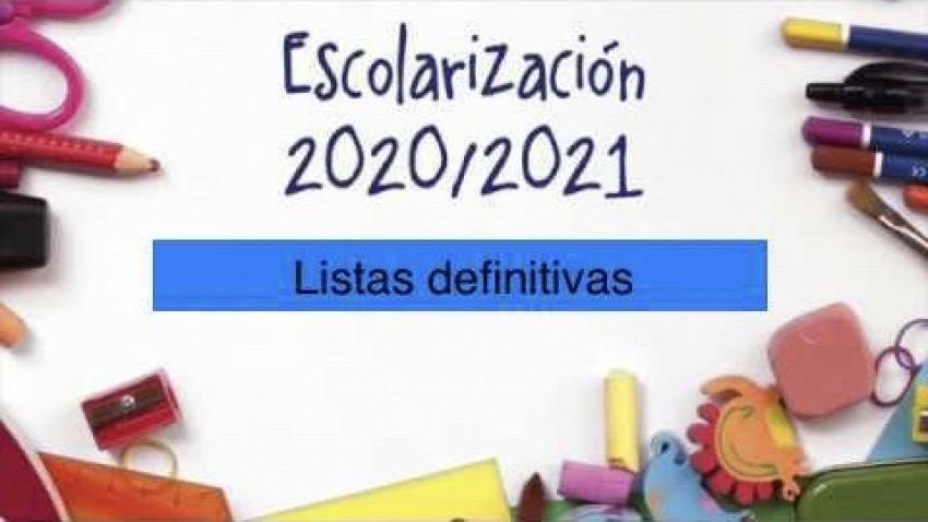 Novedades curso 2019-2020