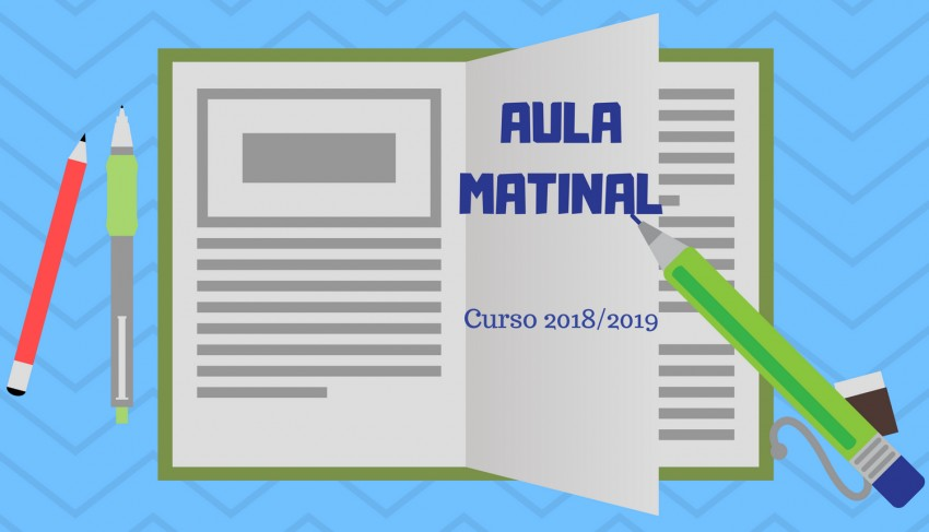 Novedades curso 2018/2019